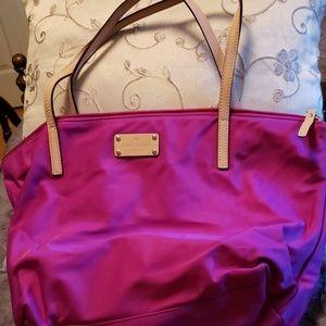 Slightly used Bright Purple